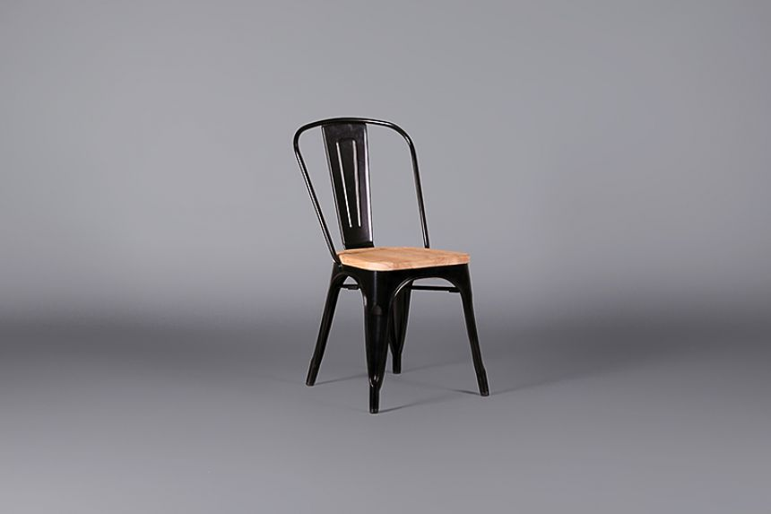 for chairs pacwood chair of from industrial galvanitas set