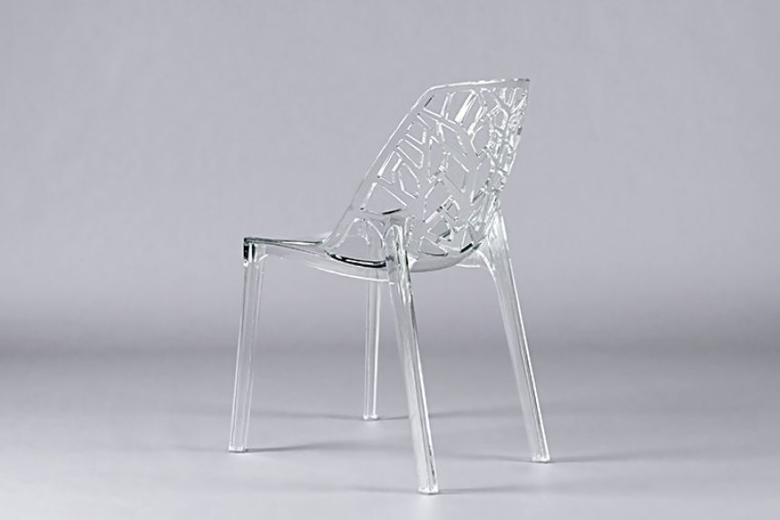 perspex acrylic chair chairs furniture on the move
