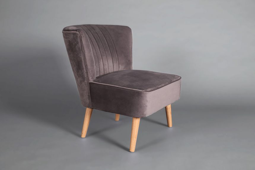 Ariel Chair   Grey