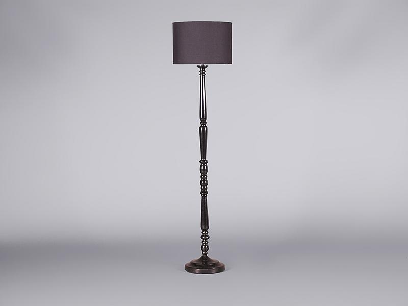 Spindle Floor Light Black Lighting Furniture On The Move